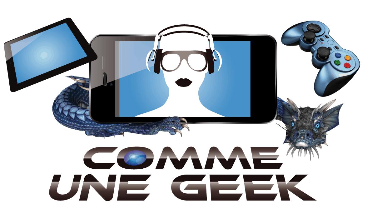 CommeUneGeek, actualités de jeux vidéos, de série TV, d'informatiques…